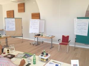 Arbeitssituation Seminar/Workshop